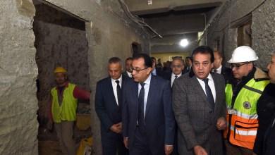 Photo of رئيس الوزراء يتفقد أعمال إعادة تأهيل وتطوير  المعهد القومي للأورام
