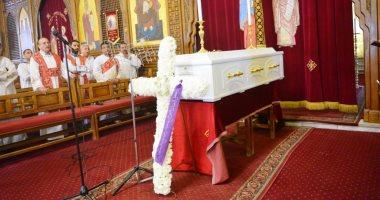 جنازة جورج سيدهم