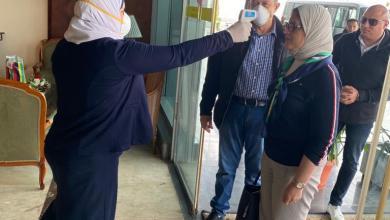 Photo of وزيرة الصحة تخضع لإجراءات الحجر الصحى لدى وصولها مطار القاهرة الدولي قادمة من الصين
