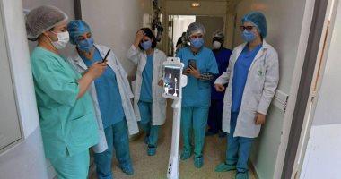 Photo of تونس تستخدم روبوت لفحص الحرارة لمرضى فيروس كورونا