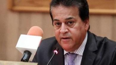 Photo of وزير التعليم العالي: العدد الواقعي لإصابات كورونا في مصر 117 ألفا