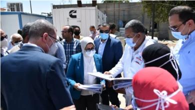 """Photo of وزيرة الصحة: تغيير اسم مستشفى الأقصر العام لـ""""الكرنك الدولي"""""""