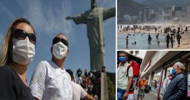 Photo of 15155 إصابة جديدة بفيروس كورونا و381 وفاة في البرازيل