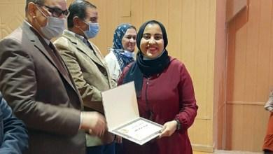 Photo of المستشفيات التعليمية تكرم أوائل الطلبة بمعاهد التمريض التابعة لها
