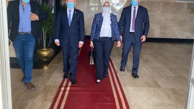 Photo of وزيرة الصحة تصل بورسعيد للمشاركة في الملتقى السنوي الأول للهيئة العامة للرعاية الصحية