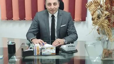 Photo of النحراوى مديرا لمستشفى زايد آل نهيان بمنشية ناصر