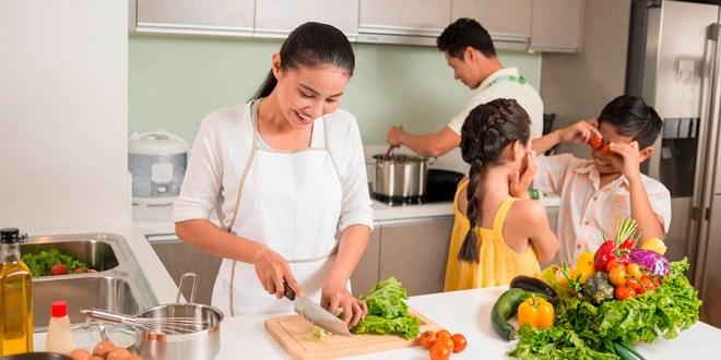 Menurut Teori Fengshui, Dapur Ibarat Perut Manusia