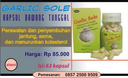 Herbal Bawang Tunggal