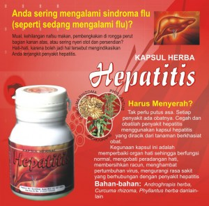 herbal hepatitis