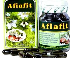Obat Herbal Afiafit
