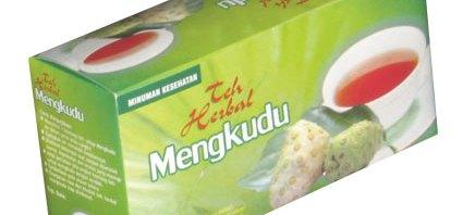 Teh Herbal Mengkudu (Teh Celup Mengkudu)