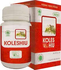 koleshiu obat herbal penurun kolesterol