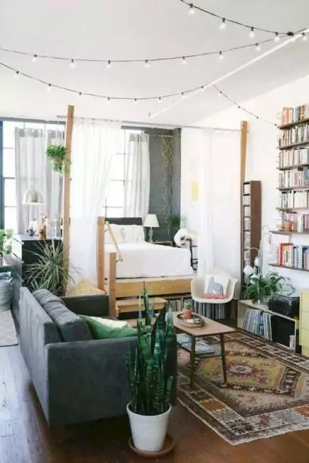 25 Cozy Apartment Decorating On Budget For Small