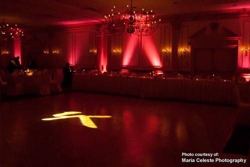 up lighting monogram lighting