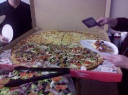 Giant Pizza