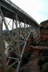 Bridging the Canyon