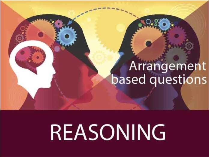 arrangement based questions
