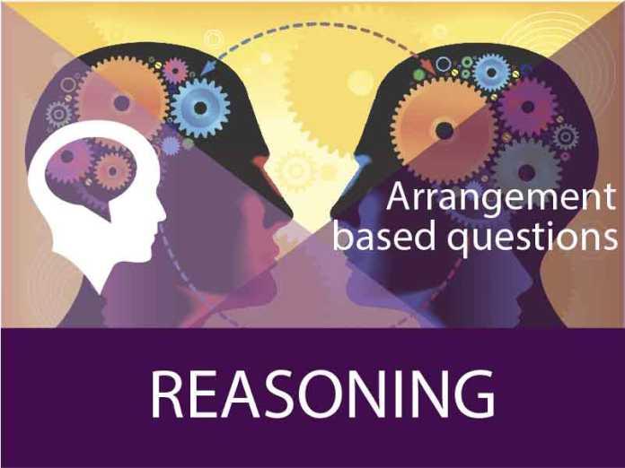 arrangement based question