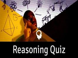 reasoning quiz