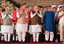 Ministers in Modi Cabinet