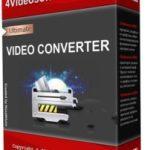 4Videosoft Video Converter Ultimate 9.1.28 Crack Full Download