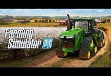 Farming Simulator 21 Apk+Data Mod For Android Game Free Download