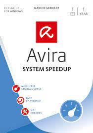 Avira System Speedup Pro 6.11.0.11177 Crack With Key [2022]