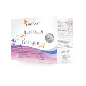 كولاجين بلس مكمل غذائي الكولاجين
