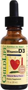 فيتامينات اي هيرب للاطفال شايلدلايف فيتامين د 3