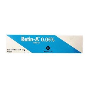 علاج الحبوب تحت الجلد بكريم Retin-A