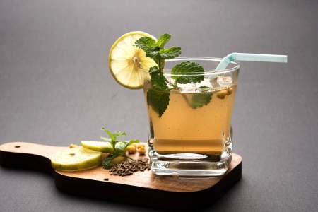 مشروب الليمون والكمون لحرق الدهون