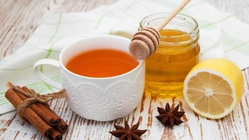 شاي القرفة والليمون للتنحيف