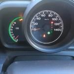 ホンダNBOX、エンジンオイルメンテナンス表示灯(スパナマーク)の消し方