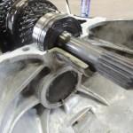 ジムニーのミッションオイル漏れの修理と修理費用