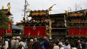 Takayama Matsuri - Festwagen
