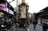 Takayama Matsuri - Richtungsänderung