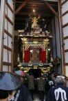 Takayama Matsuri - Abschluß