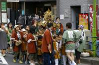 Schreinfest in Asakusa (Tag 2)