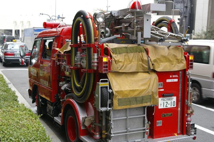 Feuerwehr Oosaka, Beladung