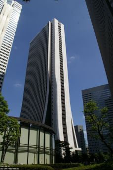 Sompo Japan Building, Yoshikazu Uchida