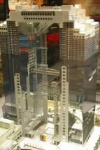 Umeda Sky Building Modell