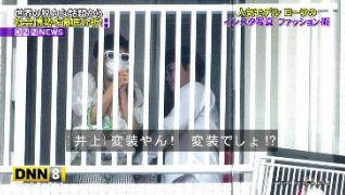 有田哲平とローラ