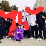 平野紫耀の卒業式の写真