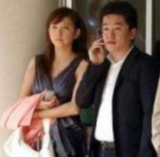 堀江貴文と西村美保