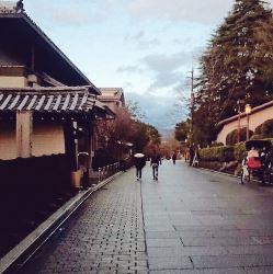 岩田剛典を京都で目撃