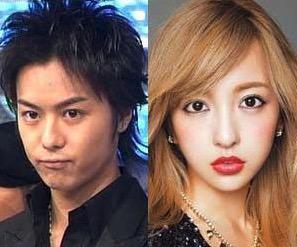 板野友美とTAKAHIRO