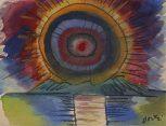 Arthur Dove - Radiant Sun