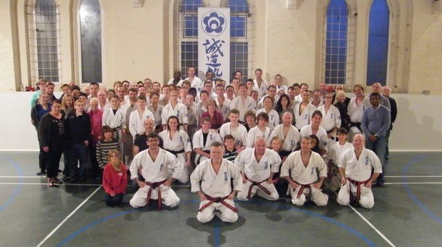 Black Belt Promotions 2013