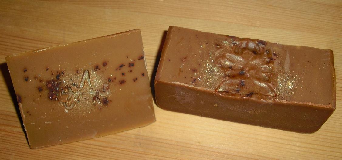 Schokoladenseife