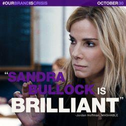 サンドラ・ブロック,選挙の勝ち方,大統領選挙
